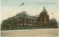 Hebrew Orphan Asylum, New York