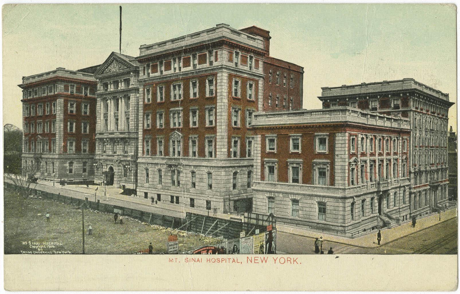 Mt. Sinai Hospital, New York