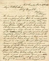 Letter, 21 December