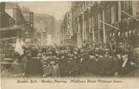 London Life. - Sunday Morning. Middlesex Street (Petticoat Lane).
