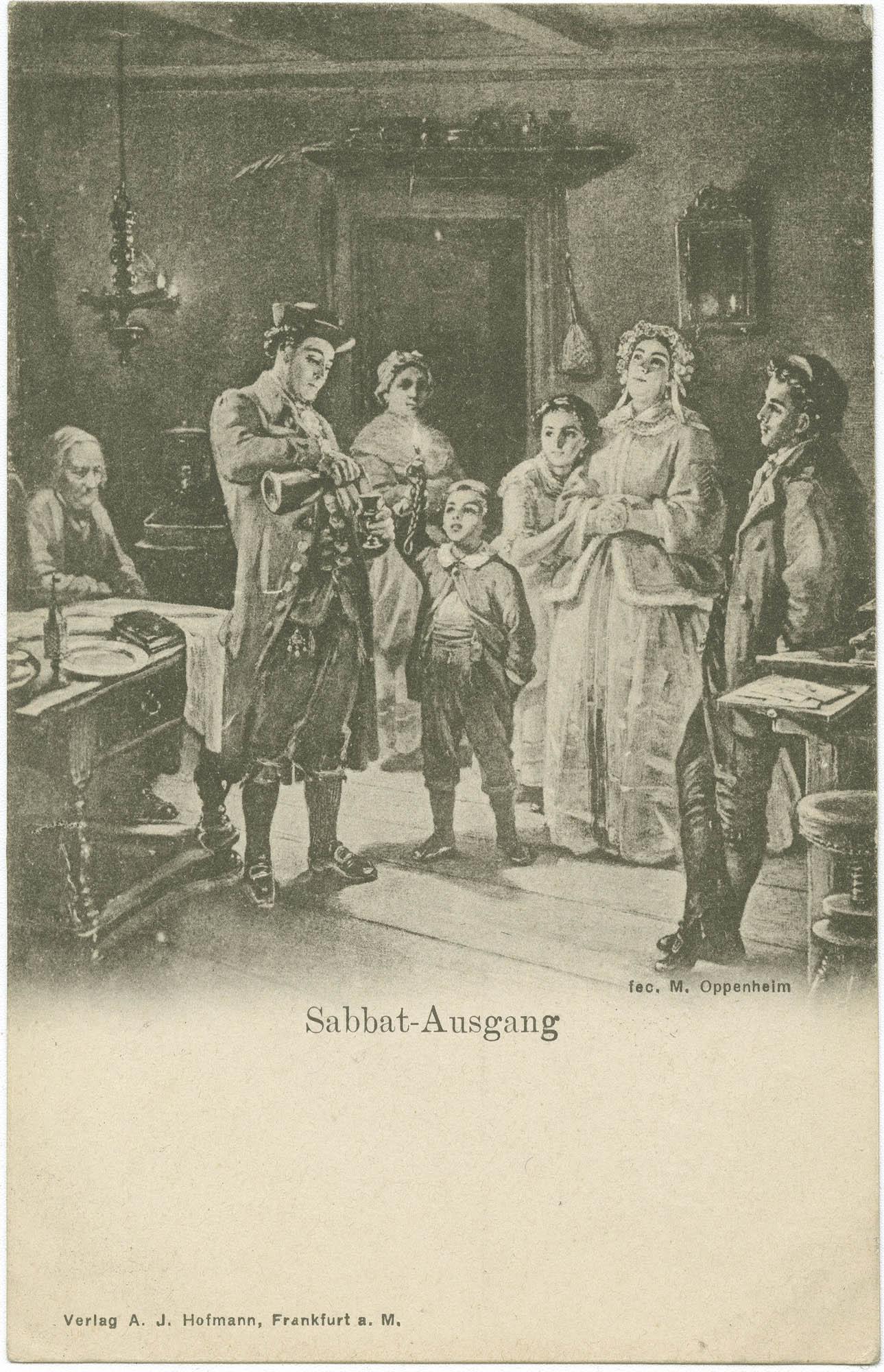 Sabbat-Ausgang