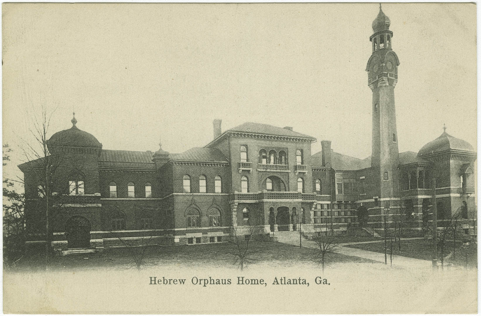 Hebrew Orphans Home, Atlanta, Ga.