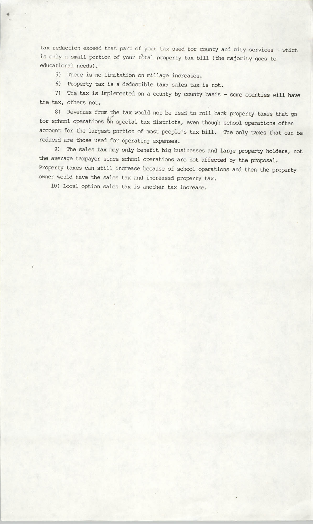 South Carolina Conference of Branches of the NAACP Memorandum, November 12, 1990