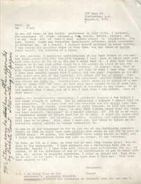 Memorandum from Eugene C. Hunt, August 1, 1975