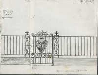 91 Anson Street gate