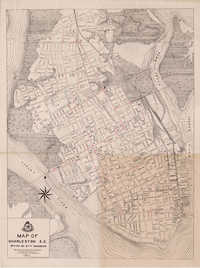 Folder 45: Traffic Survey Map 1