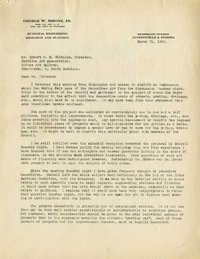 Folder 22: George Simons Letter 13