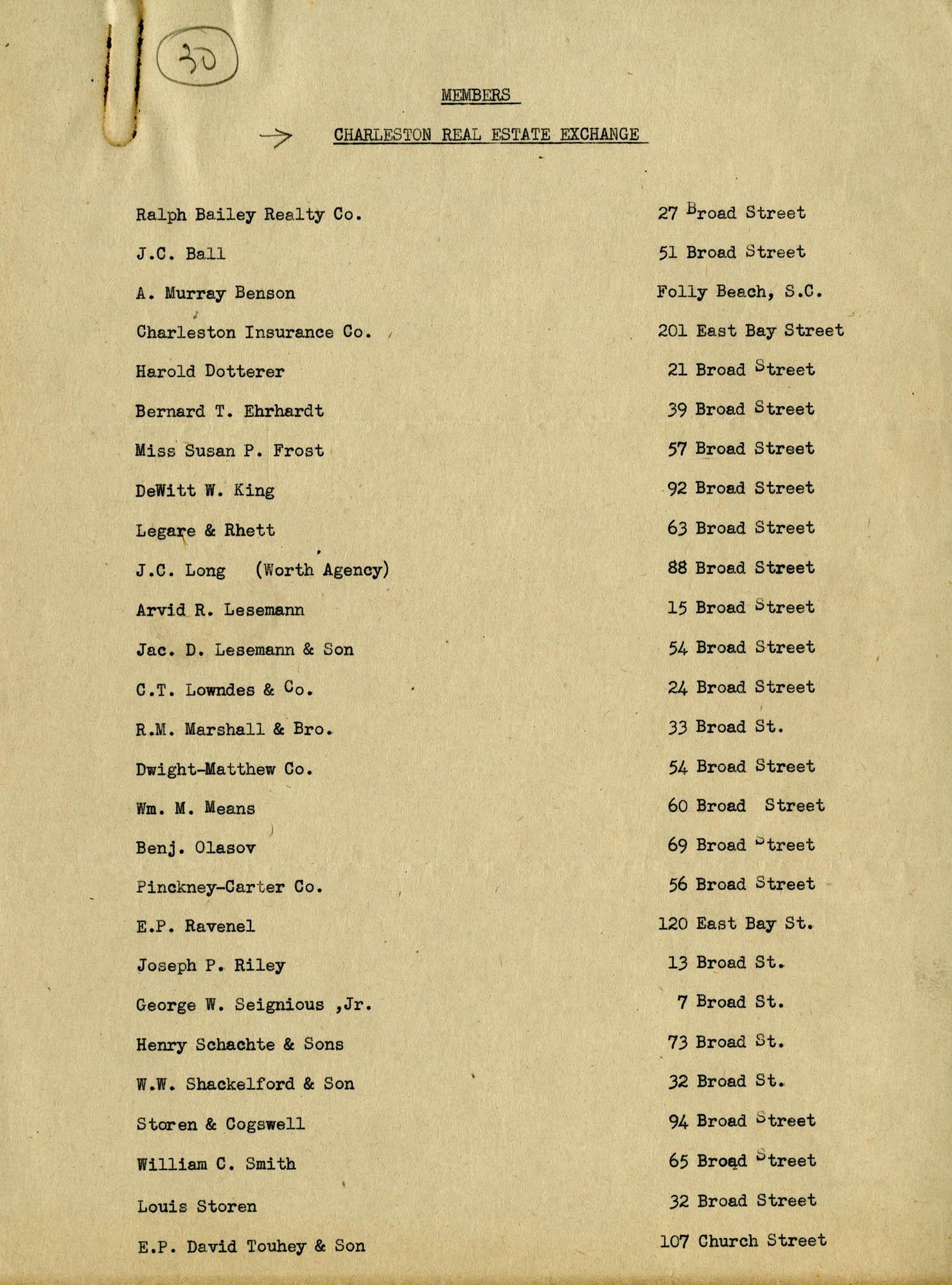 Folder 04: CREE Membership List