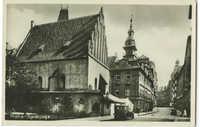 Praha - Synagoga