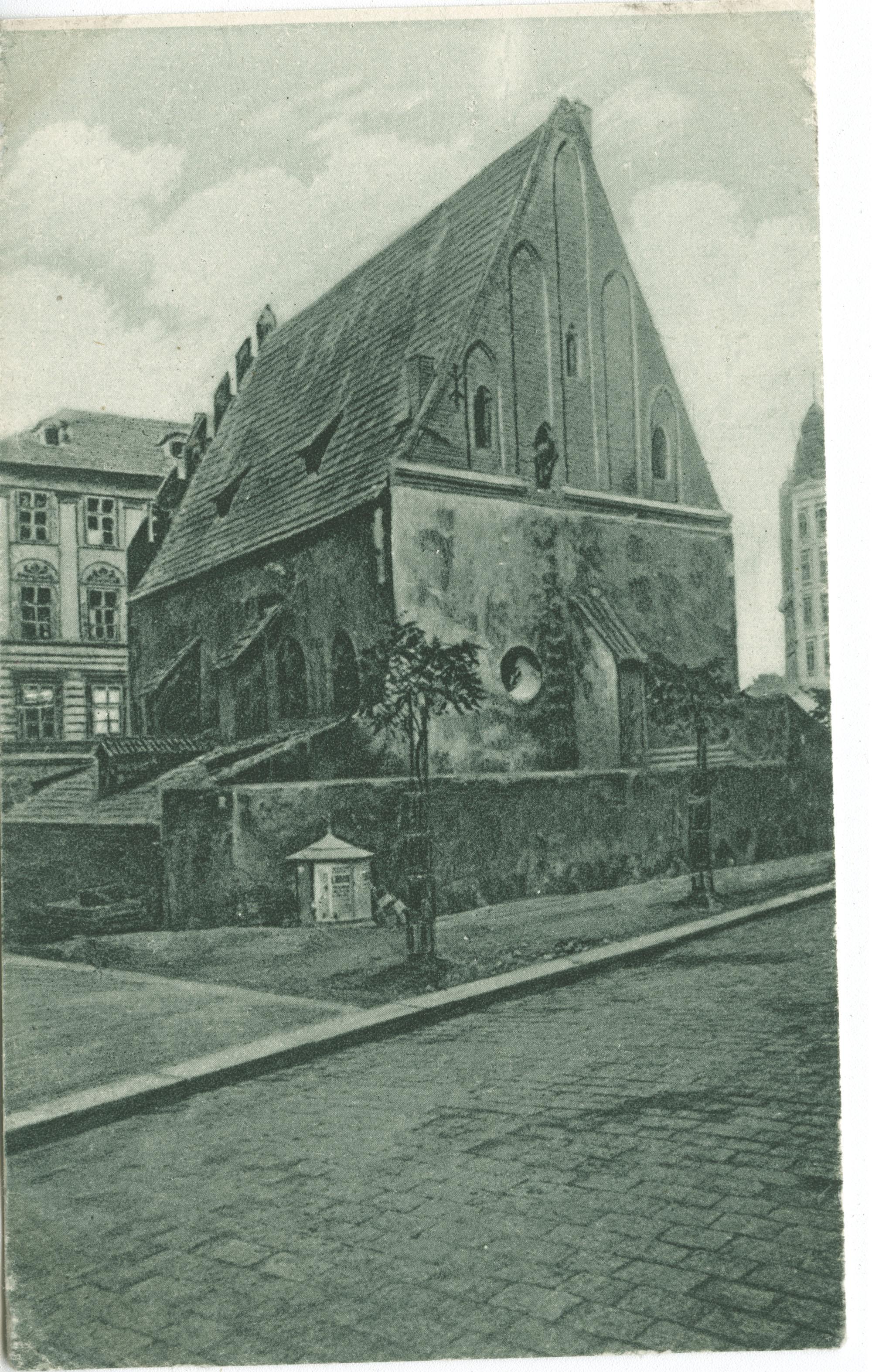 [Staronová synagoga]