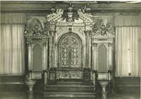 Schola Grande Tedesca - Acra sacra contenente la Bibbia