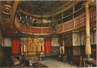 Venezia -- Gheto Nuovo -- Interno della Scuola Tedesca (1528)