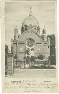 Rawitsch. Synagoge.