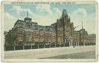Hebrew Orphan Asylum, Amsterdam Ave. and 138th St., New York City