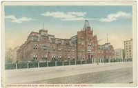 Hebrew Orphan Asylum. Amsterdam Ave. & 138 St. New York City.