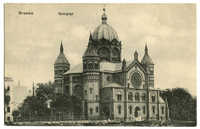 Breslau, Synagoge
