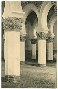 Toledo, Santa María la Blanca