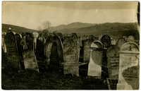[Jewish cemetery]