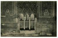 Toledo. Interior de la Sinagoga.
