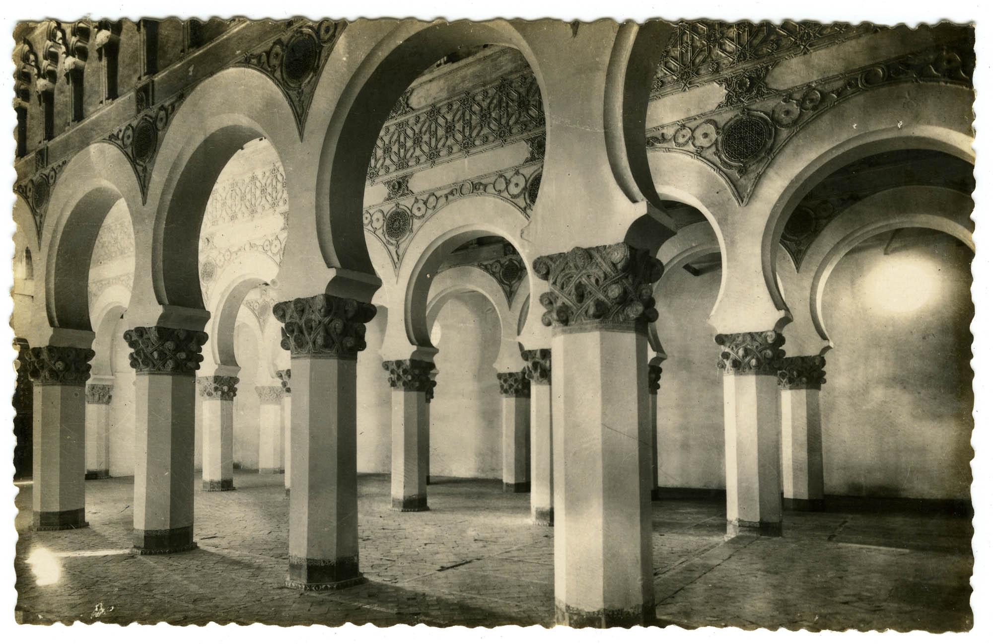 Toledo - Santa María la Blanca