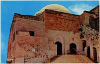 Tiberias - Rabbi Meir's tomb / טבריה - קבר ר' מאיר בעל הנס