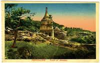Jerusalem - Tomb of Absalon