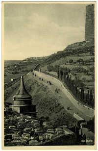 Jerusalem - Tomb of Absalom