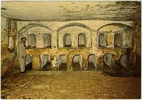 ירושלים, סנהדריה / Jerusalem, the Sanhedrin Tombs