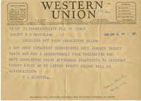 Folder 20: Olmsted Letter 5