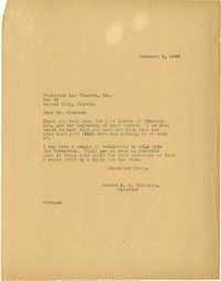 Folder 20: Whitelaw Letter 7