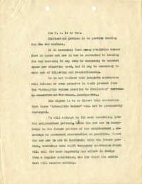 Folder 33: Housing Document