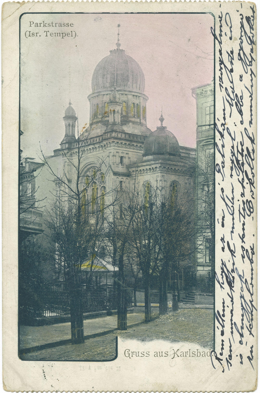 Parkstrasse (Isr. Tempel).