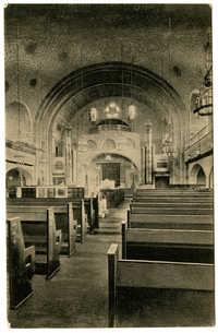 Neue Synagoge an der Friedberger Anlage, Frankfurt a.M.