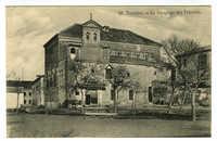 Toledo. - La Sinagoga del Tránsito.