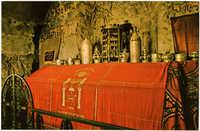 קבר דוד המלך הר ציון, ירושלים / King David's Tomb on Mt. Zion, Jerusalem