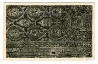 Toledo. Sinagoga del Tránsito : Detalle
