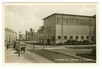 Amsterdam (Z). Lekstraat m. Synagoge