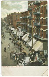 Hester Street, New York