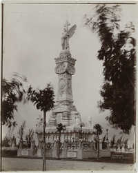 Firemen's Statue