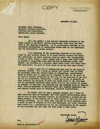 Folder 18: McDonald Letter