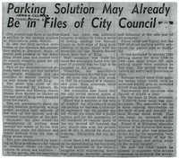 Folder 44: Newspaper Article 12