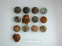 Union Navy buttons