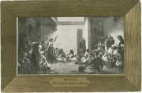 Noce juive dans le Maroc