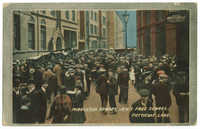 Middlesex Street, Jew's Free School. Petticoat Lane.