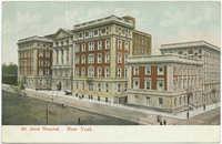 Mt. Sinai Hospital. New York.