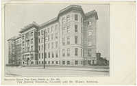 The Jewish Hospital, Classon and St. Marks Avenues