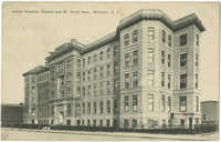 Jewish Hospital, Classon and St. Marks Aves., Brooklyn, N.Y.
