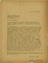 Folder 17: Whitelaw Letter 1