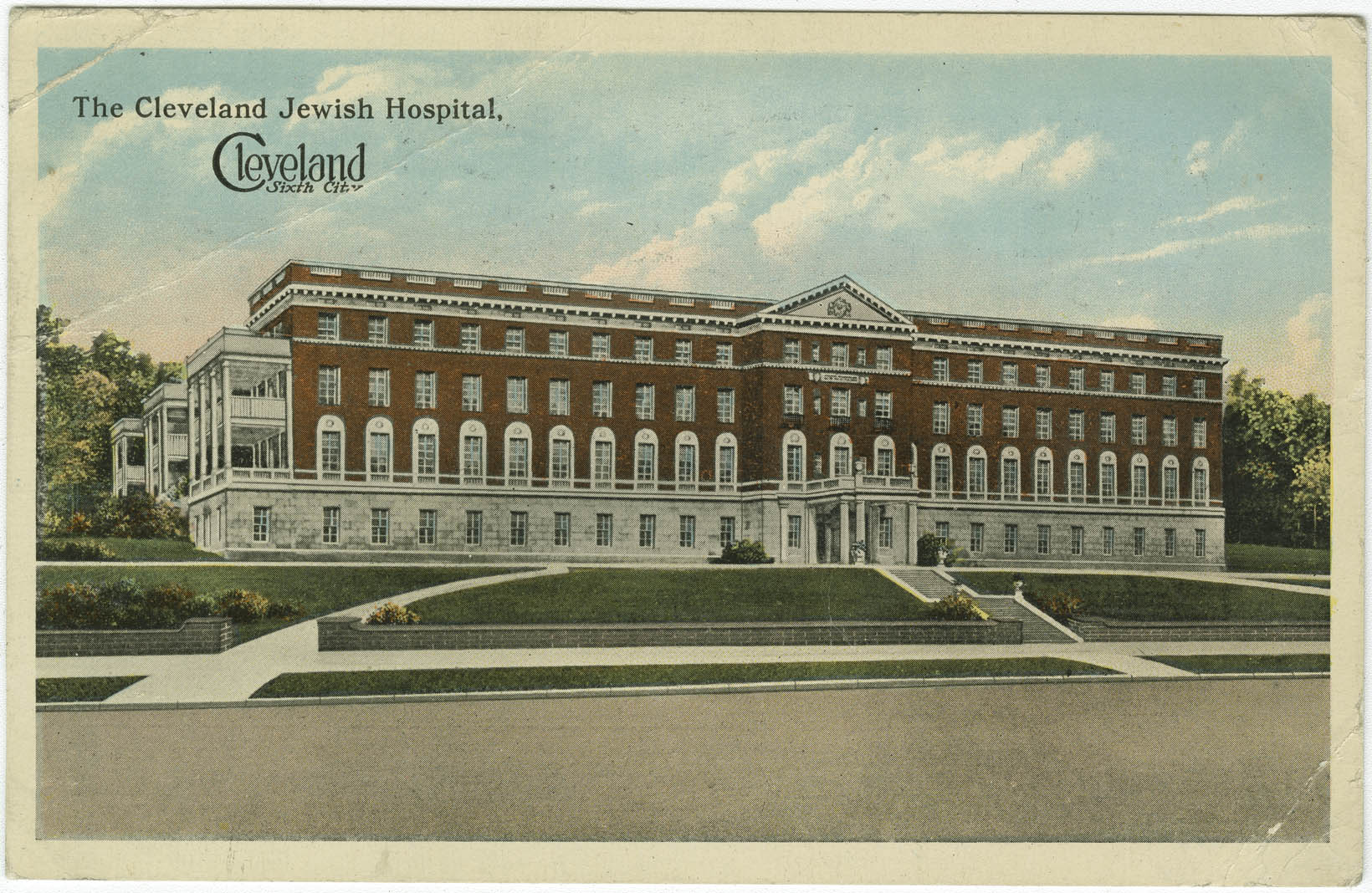 The Cleveland Jewish Hospital