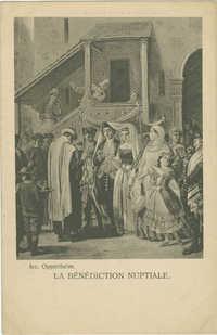 La bénédiction nuptiale